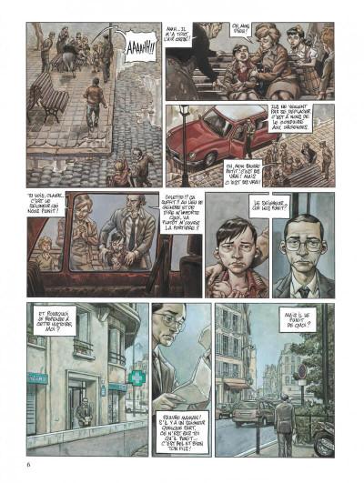 Page 6 Secrets, l'angélus - intégrale