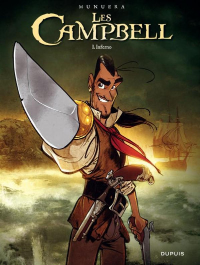 Couverture Les Campbell tome 1