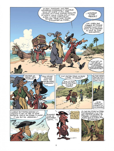 Page 4 Les Campbell tome 1