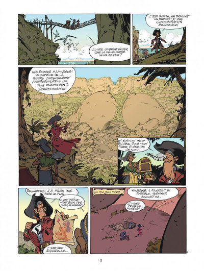 Page 5 Les Campbell tome 1