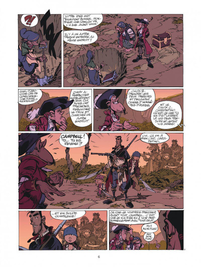 Page 6 Les Campbell tome 1