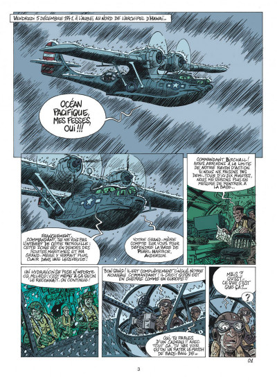 Page 3 les brigades du temps tome 3 - il faut sauver l'uss entreprise