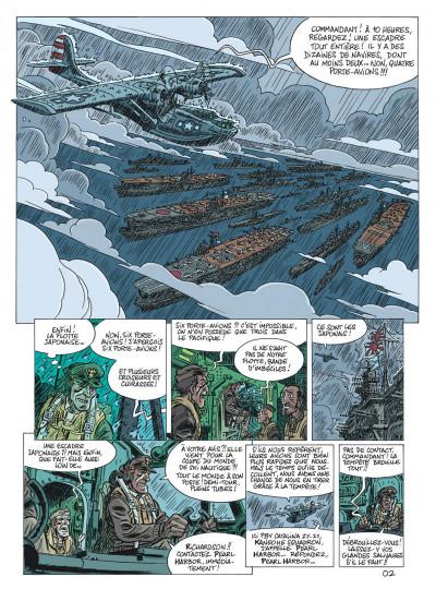 Page 4 les brigades du temps tome 3 - il faut sauver l'uss entreprise