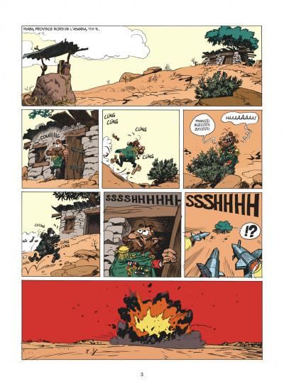 Page 3 Spirou et Fantasio tome 54 - Le Groom De Sniper Alley