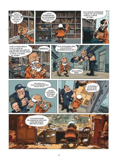 Page 4 Spirou et Fantasio tome 54 - Le Groom De Sniper Alley