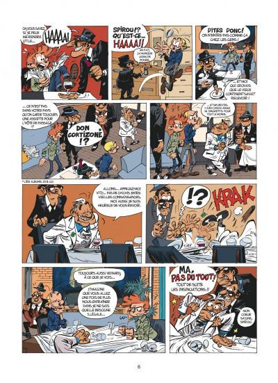 Page 6 Spirou et Fantasio tome 54 - Le Groom De Sniper Alley