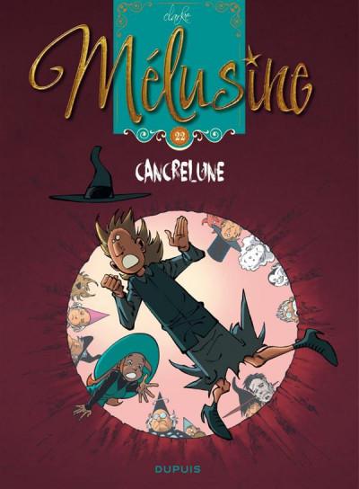 image de Mélusine tome 22 - Cancrelune