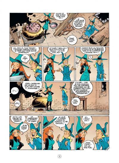 Page 5 Mélusine tome 22 - Cancrelune