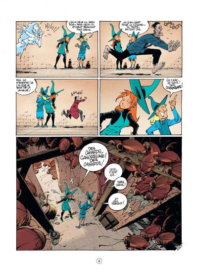 Page 6 Mélusine tome 22 - Cancrelune