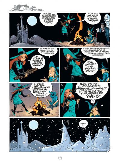 Page 7 Mélusine tome 22 - Cancrelune