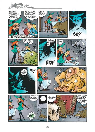 Page 6 Mélusine tome 2 - le bal des vampires (nouvelle édition)