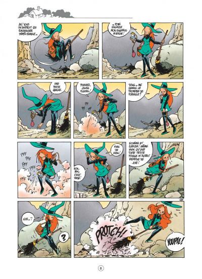 Page 8 Mélusine tome 2 - le bal des vampires (nouvelle édition)