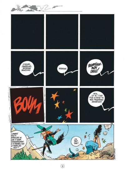 Page 9 Mélusine tome 2 - le bal des vampires (nouvelle édition)