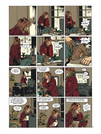 Page 4 Maggy Garrisson tome 1 - Fais un sourire, Maggy