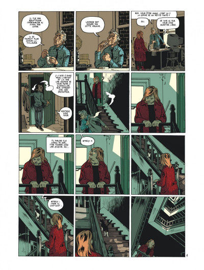 Page 6 Maggy Garrisson tome 1 - Fais un sourire, Maggy