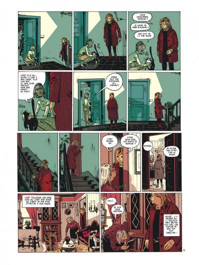 Page 7 Maggy Garrisson tome 1 - Fais un sourire, Maggy