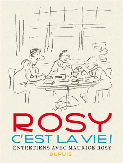 Couverture Rosy c'est la vie !