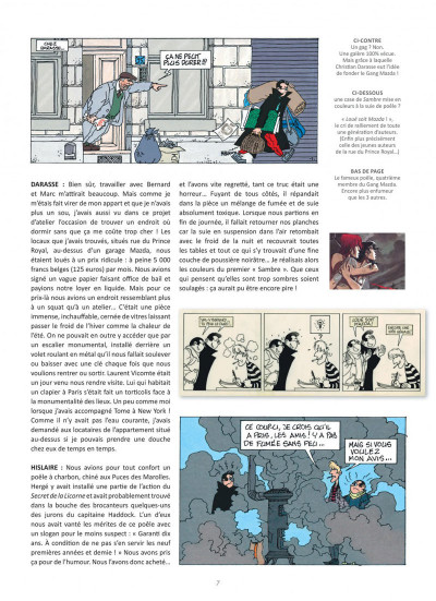 Page 7 le gang Mazda intégrale tome 1