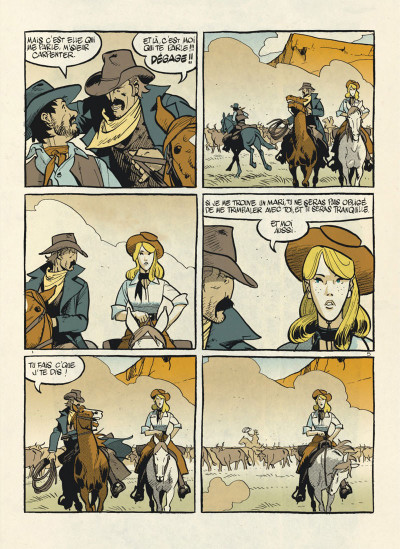 Page 9 texas cowboys tome 2