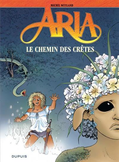 Couverture Aria tome 36