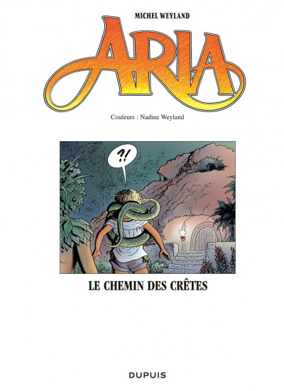 Page 1 Aria tome 36