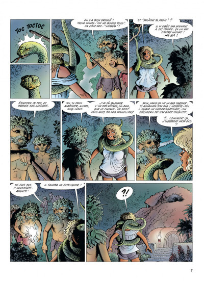 Page 7 Aria tome 36