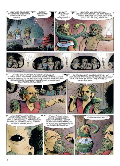 Page 8 Aria tome 36