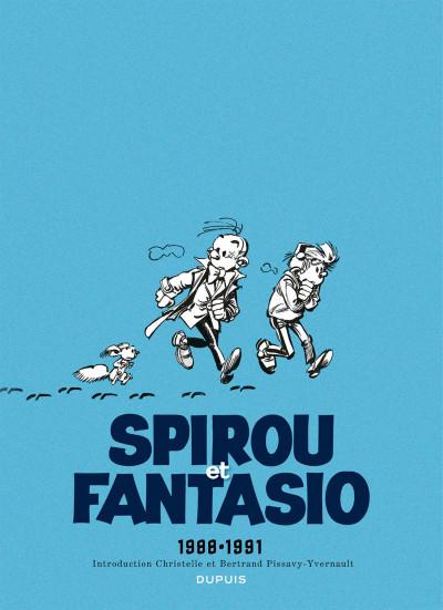 Page 3 Spirou et Fantasio intégrale tome 15