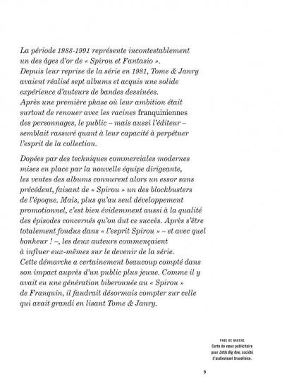 Page 5 Spirou et Fantasio intégrale tome 15