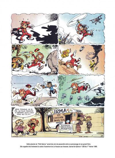 Page 8 Spirou et Fantasio intégrale tome 15