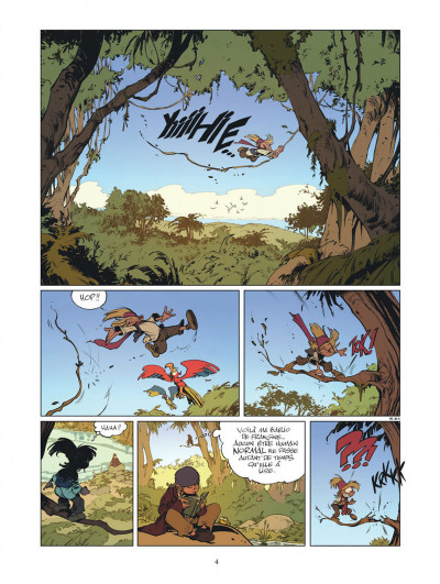 Page 4 Les Campbell tome 2