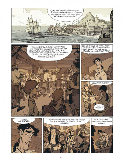 Page 6 Les Campbell tome 2