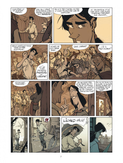 Page 7 Les Campbell tome 2