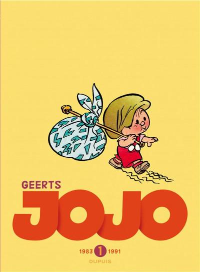 Couverture Jojo - intégrale tome 1