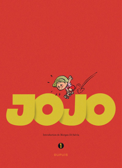 Page 2 Jojo - intégrale tome 1