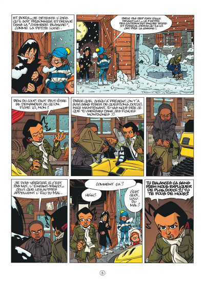 Page 5 Seuls tome 9