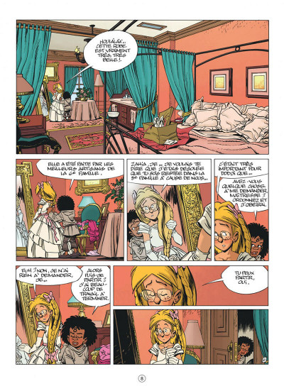 Page 8 Seuls tome 9