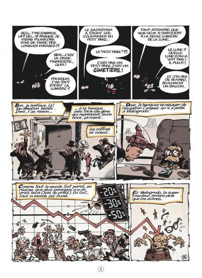 Page 6 le petit spirou présente…tome 6 - mon prof de zumba