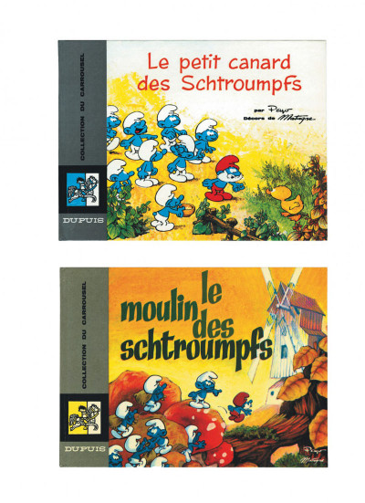 Page 8 Les schtroumpfs - intégrale tome 2