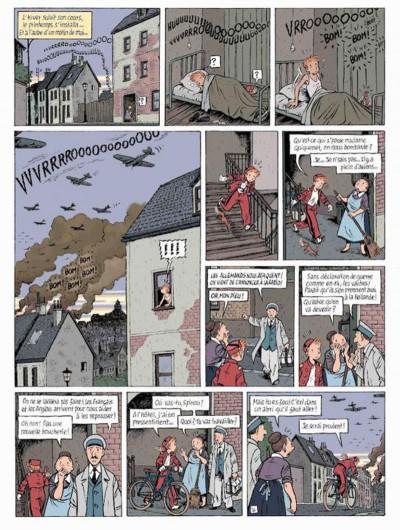 Page 1 Spirou - l'espoir malgré tout tome 1