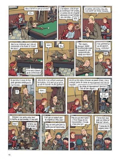 Page 0 Spirou - l'espoir malgré tout tome 1