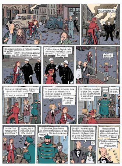 Page 2 Spirou - l'espoir malgré tout tome 1