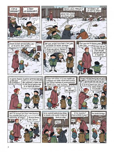 Page 4 Spirou - l'espoir malgré tout tome 1