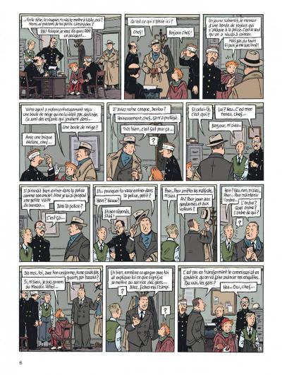 Page 6 Spirou - l'espoir malgré tout tome 1