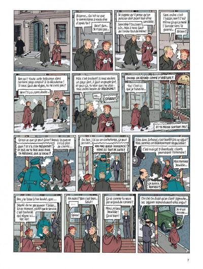 Page 7 Spirou - l'espoir malgré tout tome 1