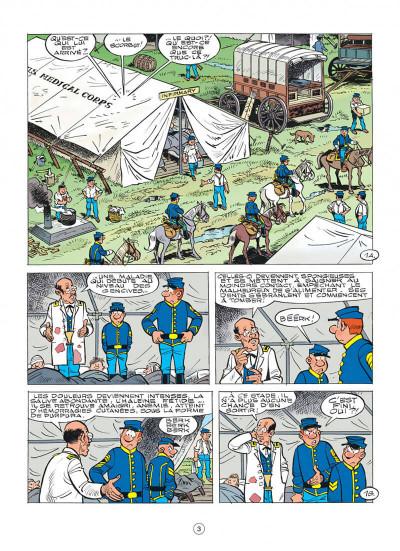 Page 3 Les tuniques bleues tome 58