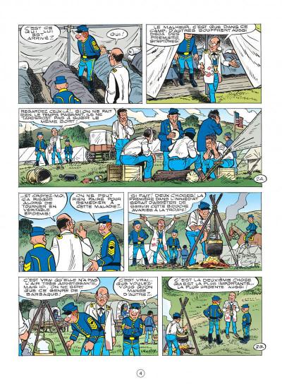 Page 4 Les tuniques bleues tome 58