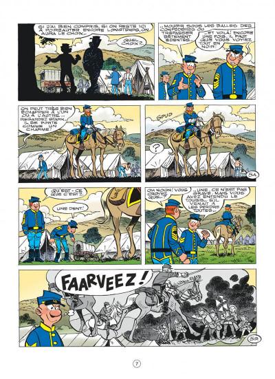 Page 7 Les tuniques bleues tome 58