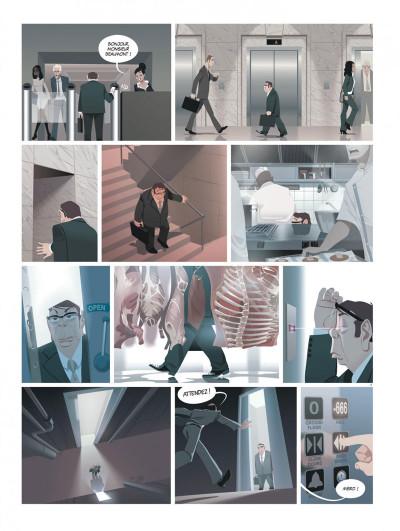 Page 4 Zombillénium tome 4