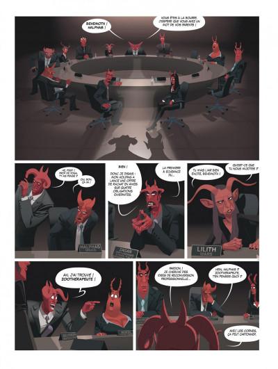 Page 6 Zombillénium tome 4